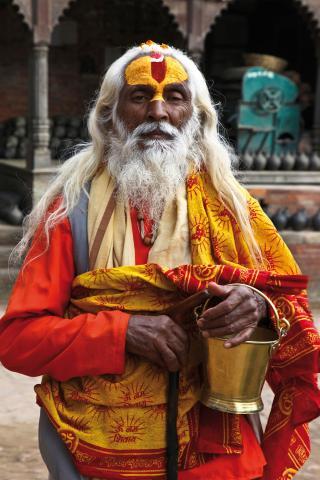 Sadhu in Indien