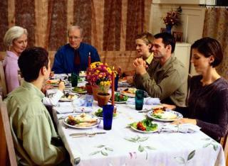 Mahlzeit, Abendessen, Essen und Trinken, Dinnerparty
