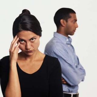 Mann und Frau, Konflikt
