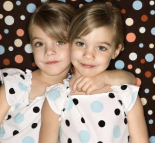 Zum Verwechseln ähnlich – Zwillinge
