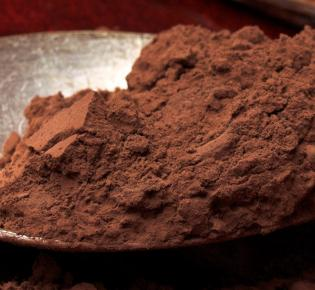 Kakaopulver