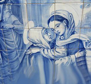 Azulejos auf den Azoren