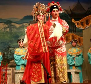 Chinesische Oper / Pekingoper