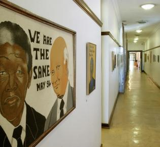 Nelson Mandela Museum, Südafrika