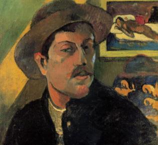 Paul Gauguin, Maler