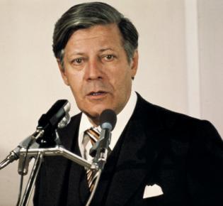 Helmut Schmidt - der Krisenmanager