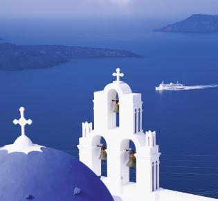 Insel Santorin, Griechenland