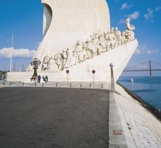 Turm von Belém in Lissabon