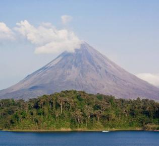 Costa Rica: Vulkan Areal