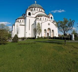 Kathedrale des Heiligen Sawa in Belgrad
