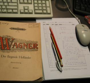 Der fliegende Holländer: Wagners Interpretation einer Sage