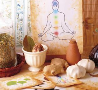 Traditionelle alternative Therapie