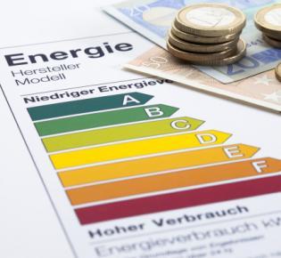 Label Energieeffizienzklassen