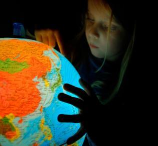 Globus, Kind
