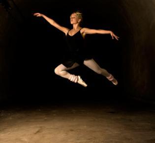Ballet, Frau