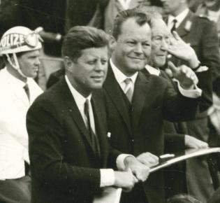 Berlinbesuch 1963