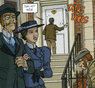 """Brockhaus Literaturcomic – Jules Verne: """"In 80 Tagen um die Welt"""""""