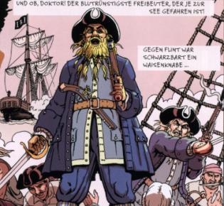 """Brockhaus Literaturcomics – Robert Louis Stevenson: """"Die Schatzinsel"""""""